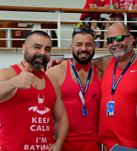 Mexican Riviera gay bears cruise