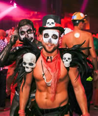Mediterranean Halloween Gay Cruise