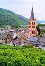 Rhine River Gay Group Cruise 2018