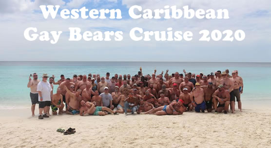 from Anthony caribbean cruise gay