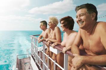 boat nude