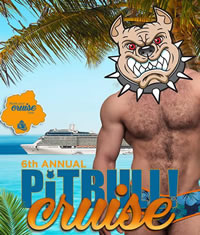 Pitbull Gay Cruise 2019