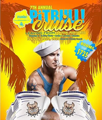 Pitbull Gay Cruise 2020