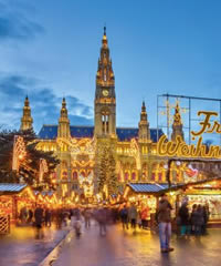 Christmas Markets Danube River All-Gay Cruise 2019