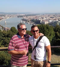 Lower Danube River All-Gay Cruise 2021