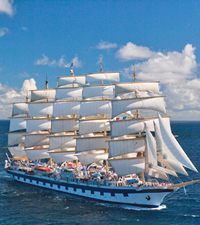 Royal Clipper Panama Canal Gay Cruise 2021