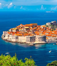 Dalmatian Coast of Croatia All-Gay Cruise 2021