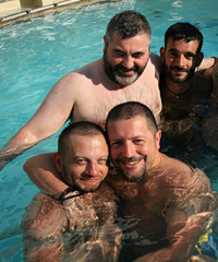 Mediterranean Gay Bears Cruise 2018