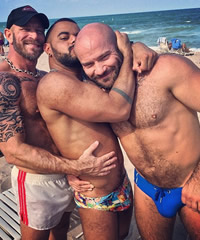 Transatlantic Gay Bears Cruise 2020