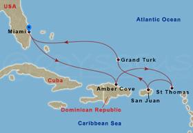 Gay Singles Caribbean Cruise in Miami