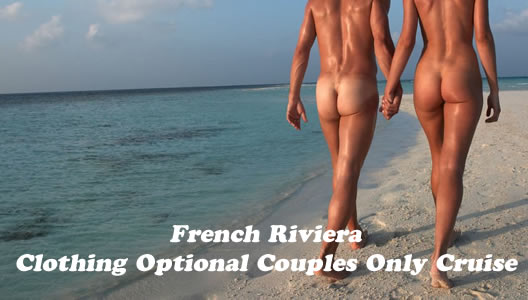 Situation nude on french riviera amusing