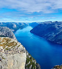 Norway Fjords Diva Lesbian Group Cruise 2020