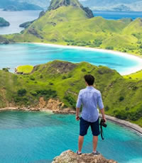 Flores, Komodo & Padar Indonesia Gay Cruise