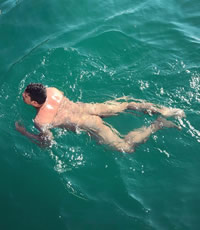 Guadeloupe naked gay sailing cruise