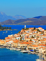 Greek Islands Gay Sailing Cruise from Mykonos to Athens