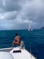Virgin Islands Clothing Optional Gay Sailing Cruise