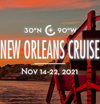 Vacaya New Orleans All-Gay Cruise 2021