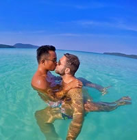 Phuket Thailand gay cruise