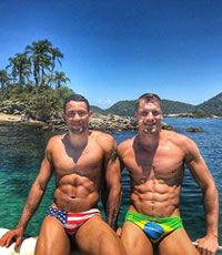 British Virgin Islands gay sailing cruise