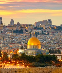 Israel, Holy Land Cruise 2020