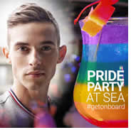 Pride Party at Sea Mediterranean Gay Cruise 2020