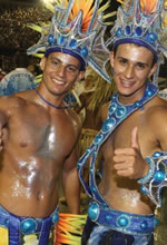 South America and Rio Carnival Gay group cruise 2019