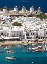 Mykonos Gay Sailing Holidays