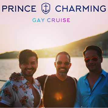 Prince Charming Croatia Gay Cruise 2021 - From Dubrovnik