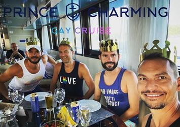 GAY CRUISE: Auf See mit Prince Charming - männer*