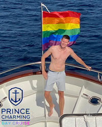 Dubrovnik  Croatia Prince Charming Gay Cruise