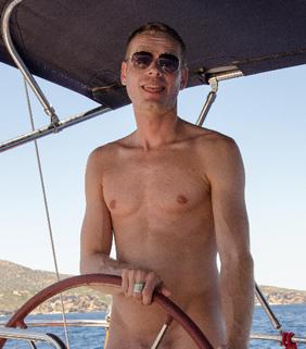 Nude gay cruise