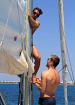 Mexico Gay Sailing Cruise