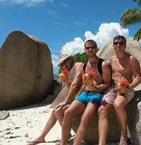 Seychelles Gay Sailing Cruise