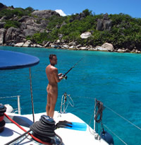 Seychelles Naked Gay Sailing Cruise