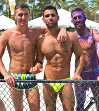 Miami Beach Gay Pride cruise 2019