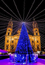 Budapest Christmas All-Gay River Cruise 2019