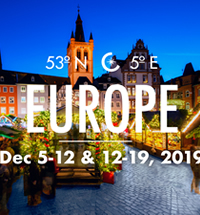 Europe Christmas Markets All-Gay Cruise 2019
