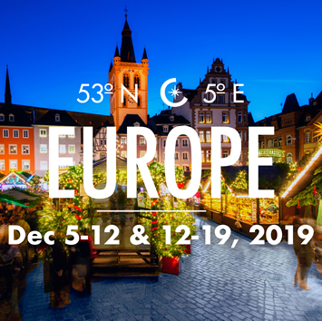 Europe Christmas Markets all-gay river cruise 2019