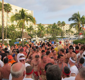 Gay holidays to brazil, puerto rico