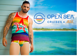 Open Sea x Axel Mediterranean European All-Gay Cruise 2018