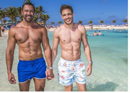 RSVP Caribbean All-Gay Cruise 2020