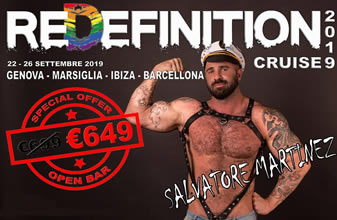 Redefinition Gay Cruise 2019