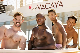 Vacaya Southern Caribbean All-Gay Cruise 2021