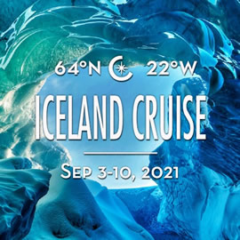 Vacaya Iceland All-Gay Cruise 2021