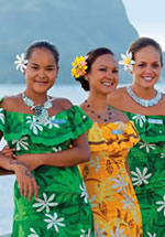 Tahitian Intimate Luxury All-Lesbian Cruise 2020