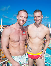 RSVP Caribbean All-Gay Cruise 2021