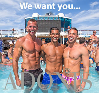 Adonis Holiday gay and lesbian travel agency