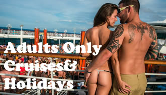 Adults Only Cruises & Holidays