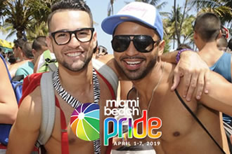 Miami Beach Gay Pride 2019 Cruise to Cuba