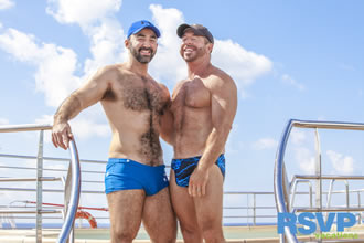 RSVP Caribbean All-Gay Cruise 2019